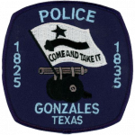 Gonzales Police Department, TX