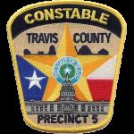 Travis County Constable's Office - Precinct 5, TX
