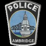 Ambridge Borough Police Department, PA