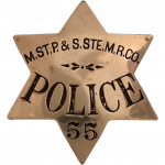 Minneapolis, St. Paul and Sault Ste. Marie Railroad Police Department, RR