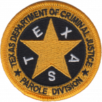 Texas Department of Criminal Justice - Parole Division, TX