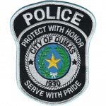 Dumas Police Department, TX