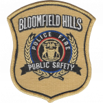 Bloomfield Hills Department of Public Safety, MI