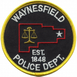 Waynesfield Police Department, OH