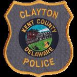 Clayton Police Department, DE