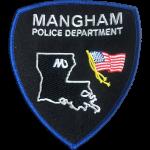 Mangham Police Department, LA