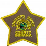Bartholomew County Sheriff's Office, IN