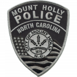Mount Holly Police Department, NC