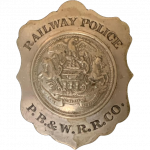 Philadelphia, Baltimore and Washington Railroad Police Department, RR