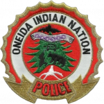 Oneida Indian Nation Police Department, TR