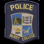 Berry College Police Department, GA