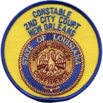 Second City Court of  New Orleans Constable's Office, LA