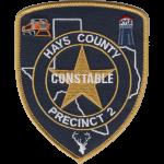 Hays County Constable's Office - Precinct 2, TX