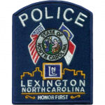 Lexington Police Department, NC