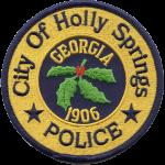 Holly Springs Police Department, GA