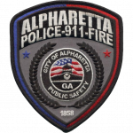 Alpharetta Police Department, GA