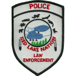 Red Lake Nation Police Department, TR