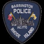 Barrington Police Department , RI