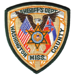Washington County Sheriff's Department, MS
