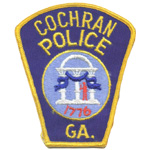 Cochran Police Department, GA