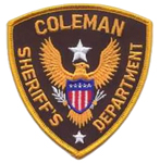 Coleman County Sheriff's Department, TX