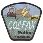 Colfax Police Department, WA
