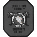 Colleton County Sheriff's Office, SC