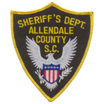 Allendale County Sheriff's Department, SC