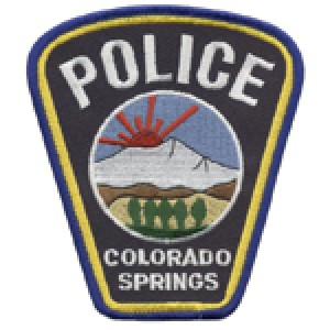 Patrolman Mark L Dabling Colorado Springs Police