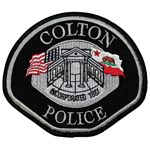 Colton Police Department, CA