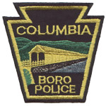 Columbia Borough Police Department, PA