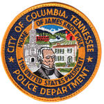 Columbia Police Department, TN