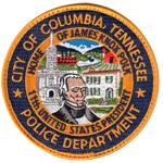Columbia Police Department, TN