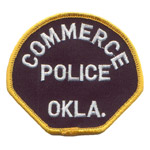 Commerce Police Department, OK