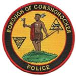 Conshohocken Borough Police Department, PA