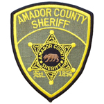 Amador County Sheriff's Department, CA