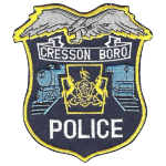 Cresson Borough Police Department, PA