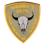 Custer County Sheriff's Department, MT
