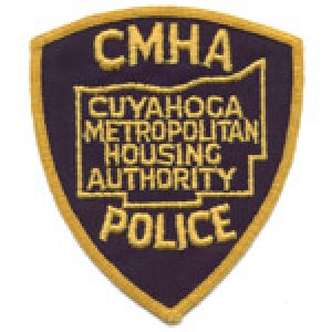 Police Officer Derrick Lanier, Cuyahoga Metro Housing Authority