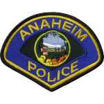 Anaheim Police Department, CA