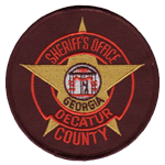 Decatur County Sheriff's Office, GA