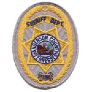 Deputy Sheriff Bird Daugherty, Anderson County Sheriff's Department