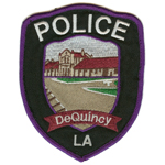 DeQuincy Police Department, LA