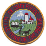 De Smet Police Department, SD