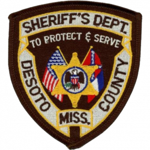 Deputy Sheriff Larry Cox, DeSoto County Sheriff's Department