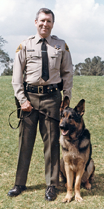 K9 Gauner | Los Angeles County Sheriff's Department, California