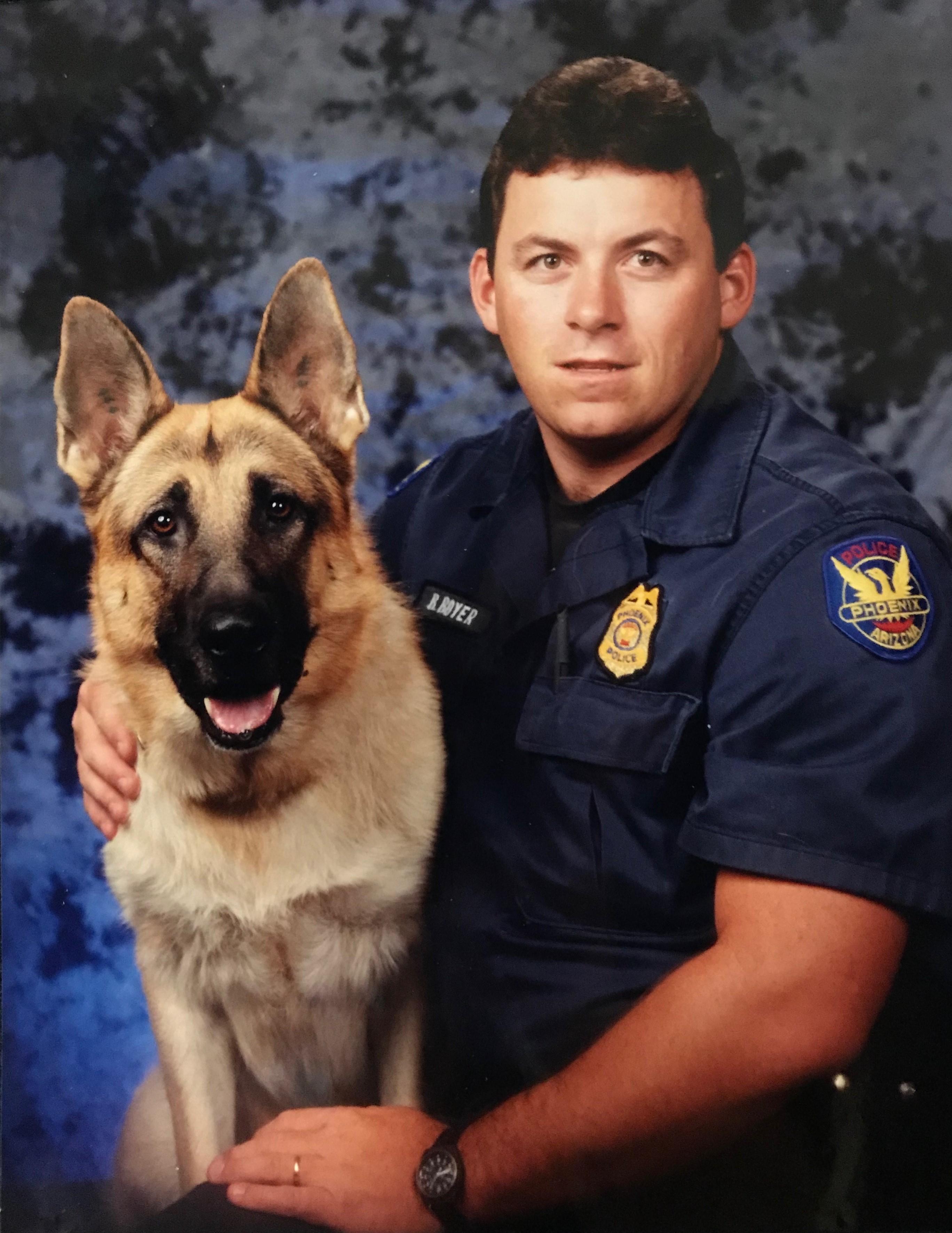 K9 Dax | Phoenix Police Department, Arizona