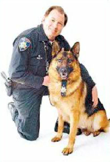 K9 Klief | Salinas Police Department, California