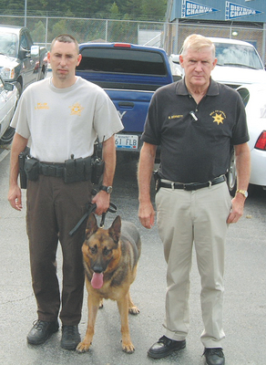 K9 King | Bell County Sheriff's Department, Kentucky