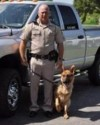K9 Reed | Missouri State Highway Patrol, Missouri